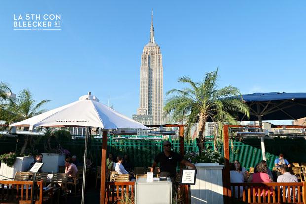 mejores terrazas de Nueva York 230fifth