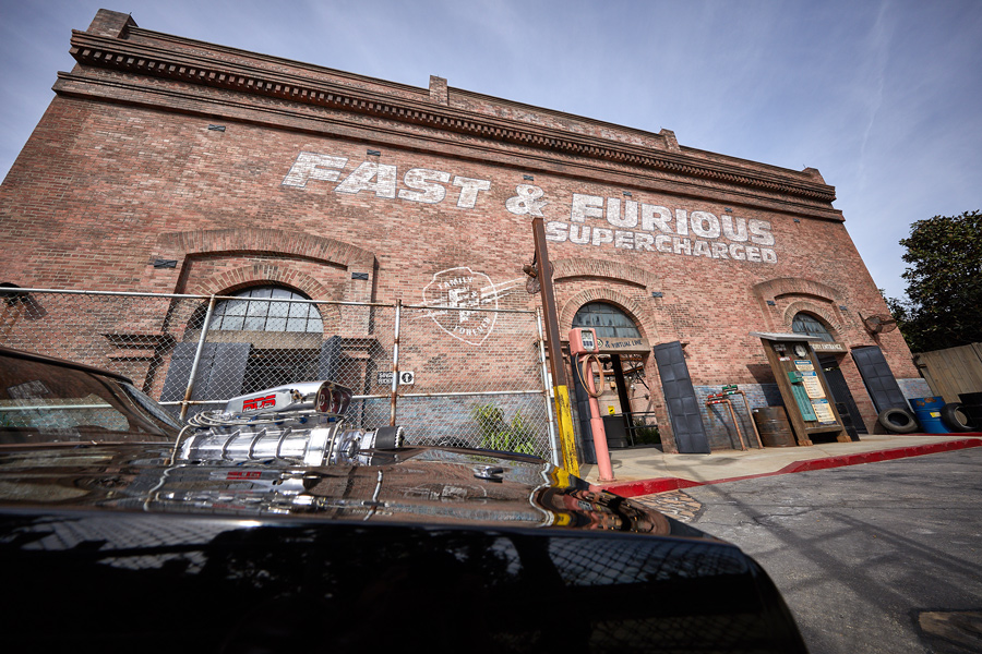 Fast & Furious Supercharged, Universal Studios Florida