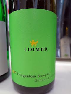 Loimer Langenlois Grüner Veltliner 2015 (90 pts)