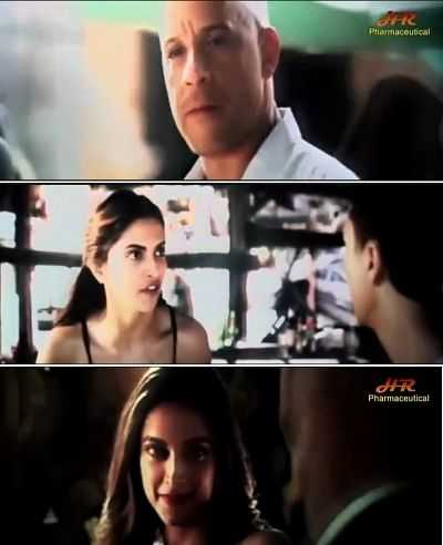 XXX Return of Xander Cage (2017) Dual Audio Hindi - Tamil DVDScr 700mb
