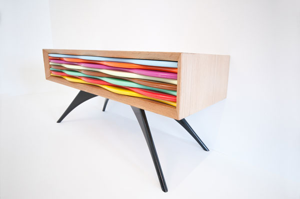 K.W: Furniture- colourful thoughts for dull room - Contemporary Artistic Furniture