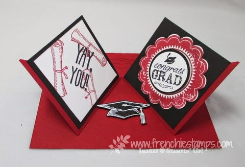 http://www.frenchiestamps.com/2014/04/graduation-double-easel-card.html