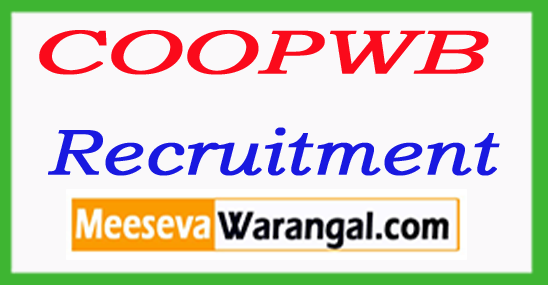 COOPWB Recruitment 2017