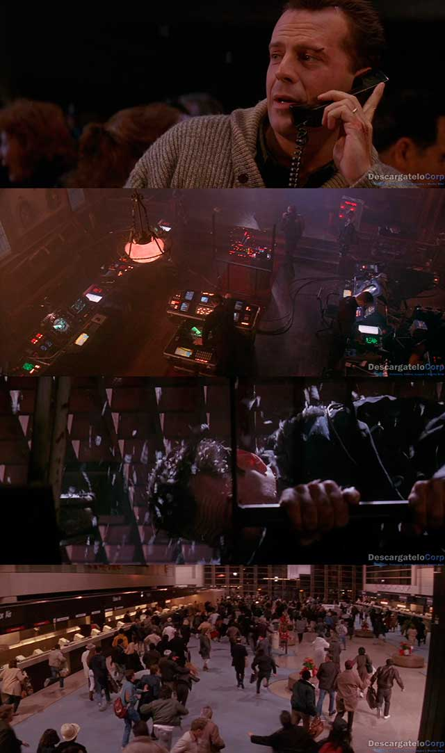 Duro de Matar 2 (1990) HD 1080p Latino