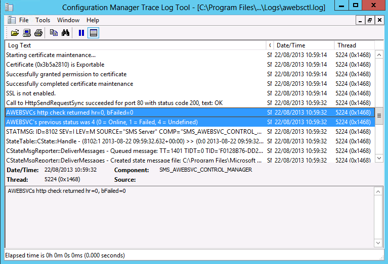Gerry Hampson Device Management: Config Mgr 2012 Application