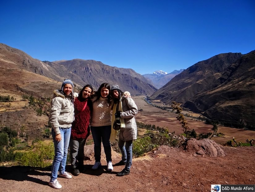 Mirador Taray - Peru - City tour Vale Sagrado