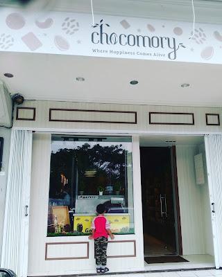Chocomory Pajajaran Bogor