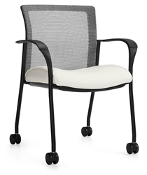 Vion Mesh Back Guest Chair