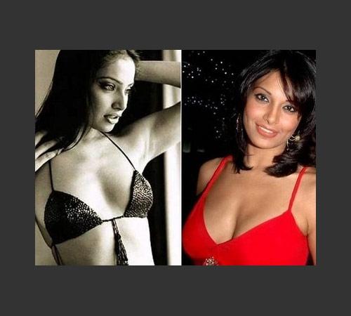 Actress boob job list right! So