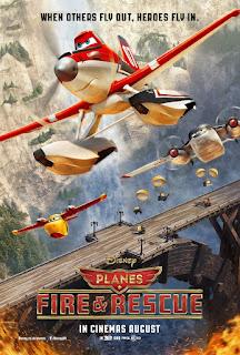 Planes 2 Fire and Rescue (2014) – ผจญเพลิงเหินเวหา 2 (2014)