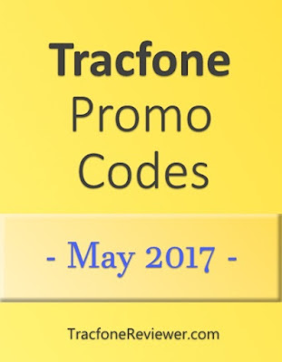 Tracfone Promo Codes For May 2017
