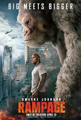 Watch Rampage (2018) Full Movie