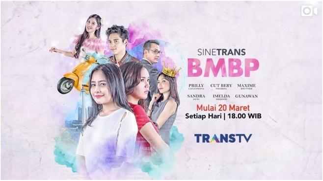 Jadwal Tayang Acara SINETRANS 'BMBP' Serta 'Harapan Cinta' Terbaru