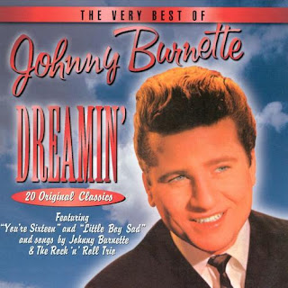 Johnny Burnette - Dreamin' on The Very Best Of Johnny Burnette: Dreamin' (1960)