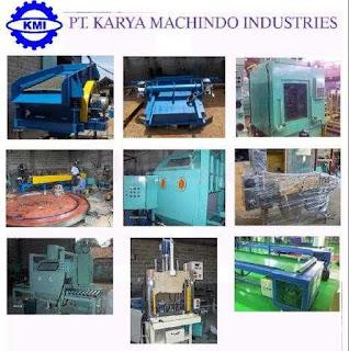 Info Loker Operator 2018 Manufacturing PT Karya Machindo Industries (KMI)