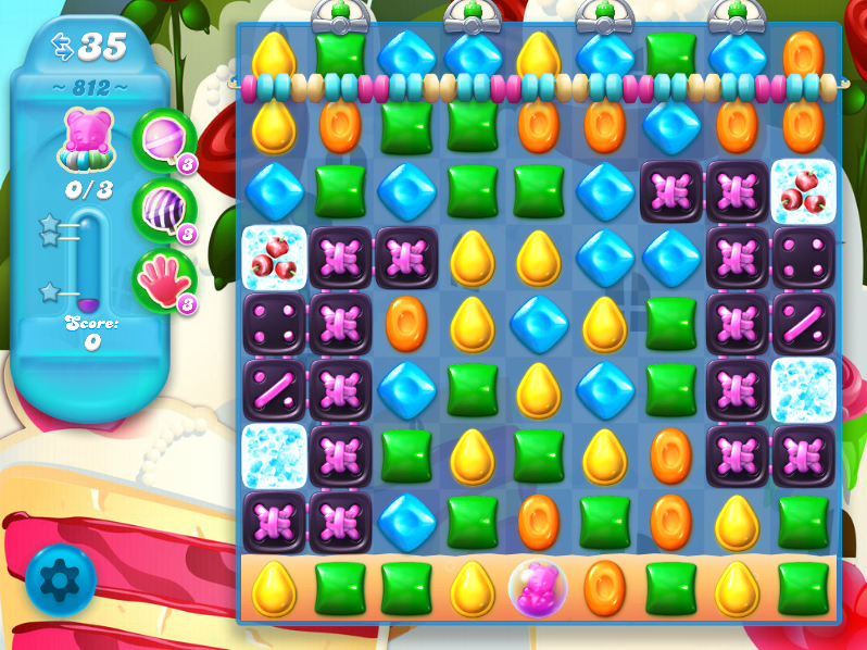 Candy Crush Soda Saga 812