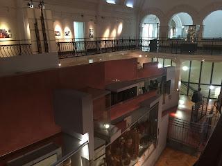 Horniman Museum Interior
