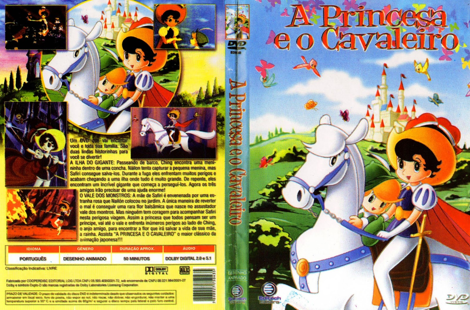a princesa eo cavaleiro