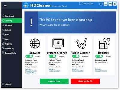 HDCleaner 2019