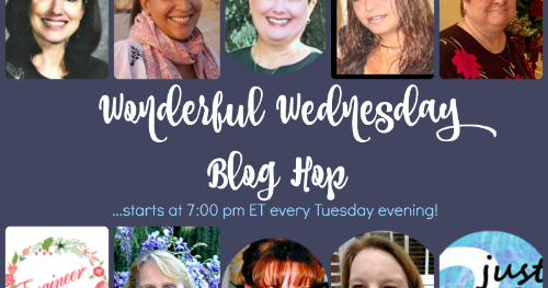 Wonderful Wednesday Blog Hop #234