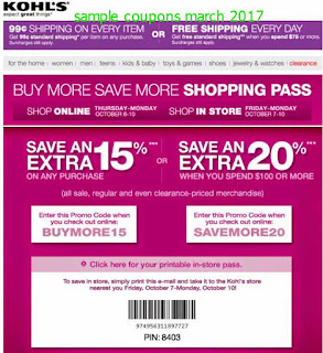 free Victoria's Secret coupons march 2017