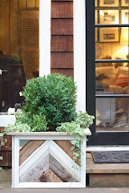 Sweet Savannah Reclaimed Wood Planter Boxes