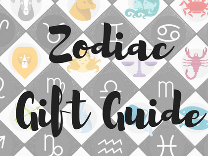 Zodiac Gift Guide