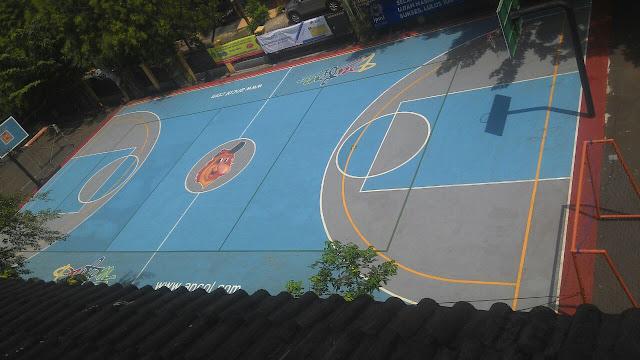 Harga Cat Lapangan Futsal