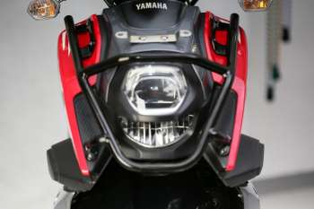 Harga Aksesoris X-Ride 125 Headlight Guarf