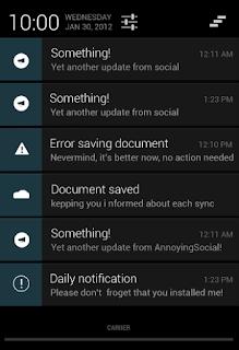 Begini Cara Hilangkan Notifikasi Mengganggu di Android