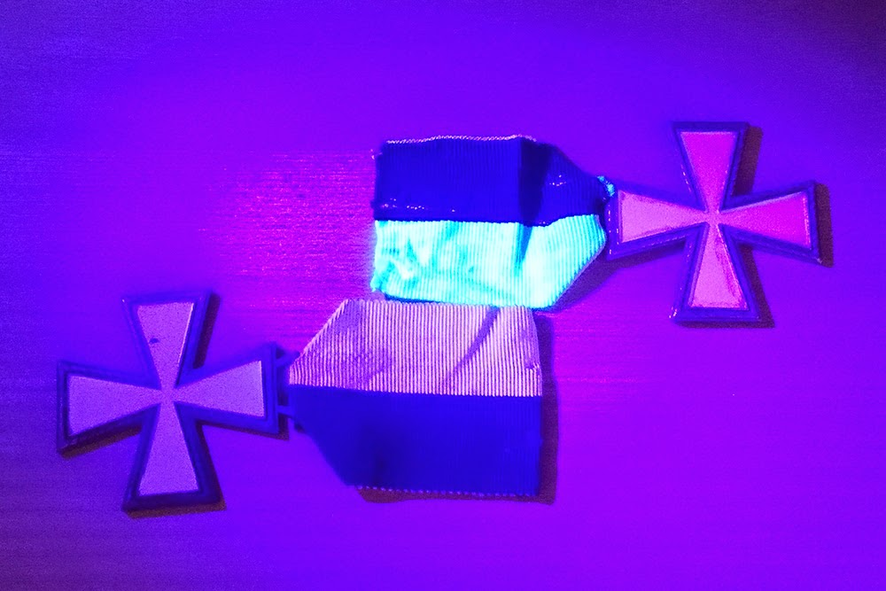 croce di ghiaccio csir armir lorioli non marchiata UV