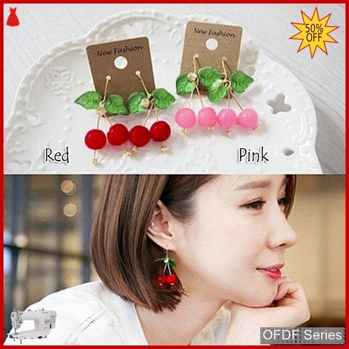 OFDF223 Aksesoris Ear Rings Korean Hakiko Import BMGShop