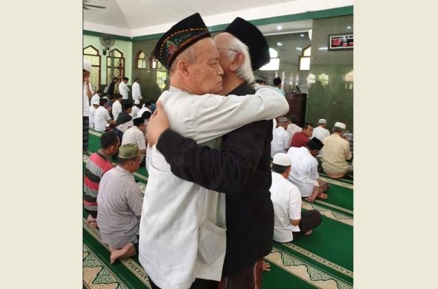 Buya Syafii dan Gus Mus, Teladan Tokoh Bangsa di Tahun Politik Minim Spiritual