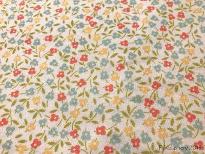 Clover Field, Ellie and Ollie, Fig Tree Fabrics