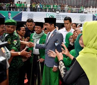 PPP Tetap Solid di Koalisi Meski Romahurmuziy Tak Dipinang Jokowi Jadi Cawapres