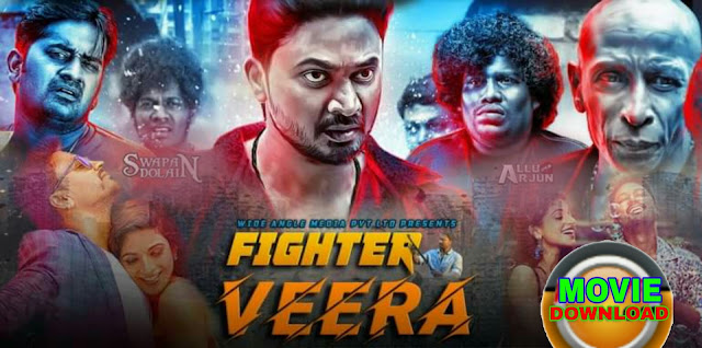Fighter Veera (2019) Hindi Dubbed full movie download 720p HD