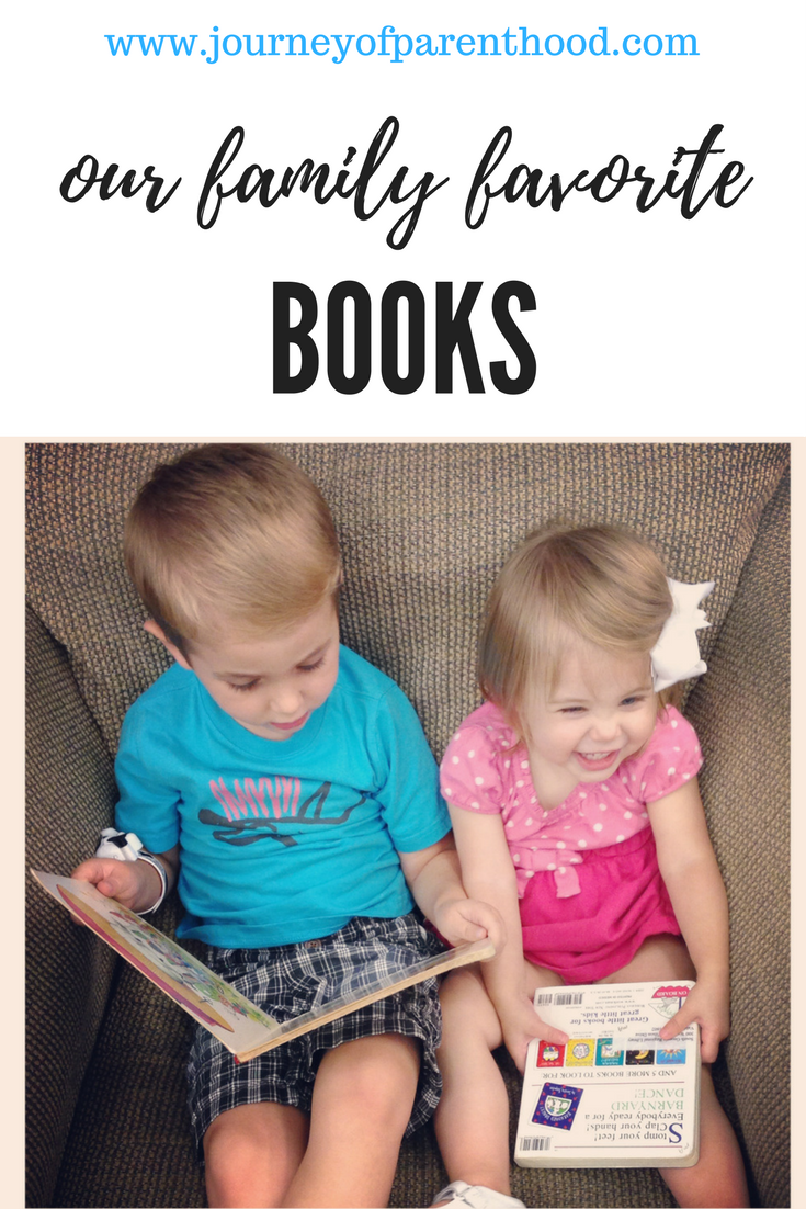 Our Favorite Books!