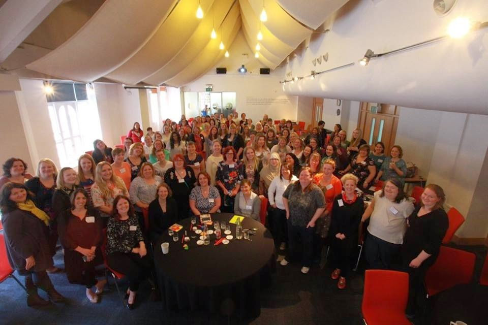 #BCUK Tots100 blogger event blogcamp 2014