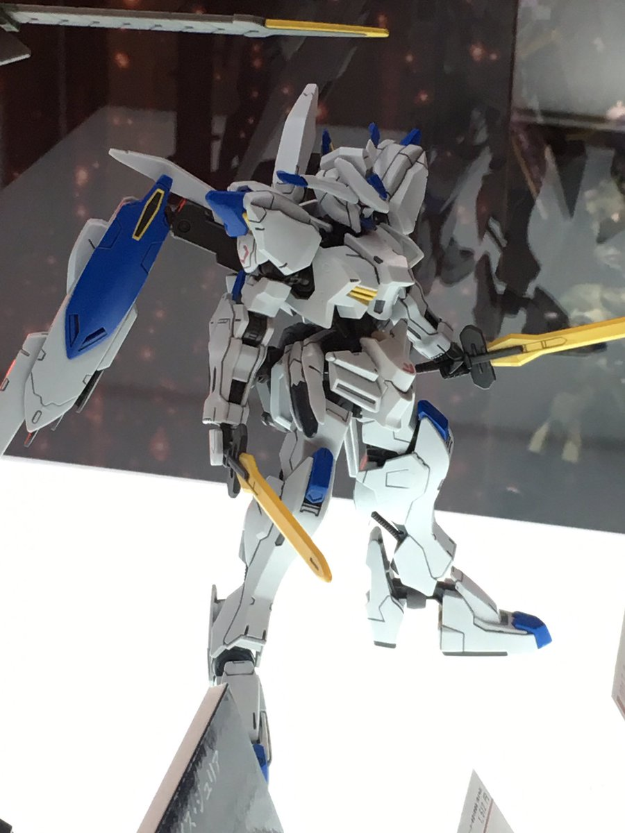 HG 1/144 Gundam Bael Exhibited at Gundam x Iron-Blooded Orphans at Nagoya