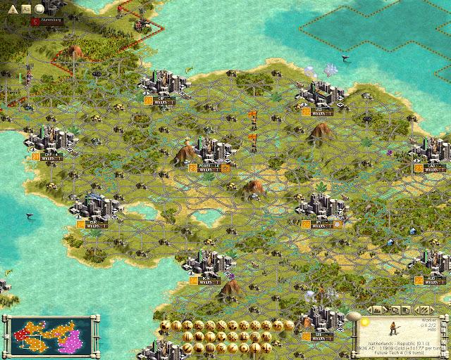Civilization 3 - Army Screenshot and description