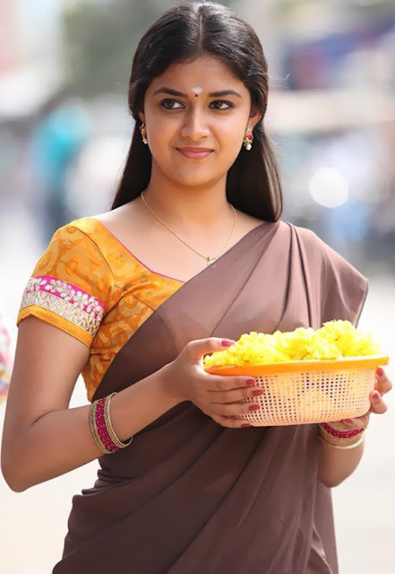 Malayalam hot actress Keerthi Suresh