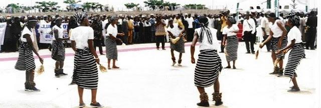 नाइजीरिया के टिव समुदाय के मौखिक शौर्य गीत:  प्रोफेसर हरदीप सिंह