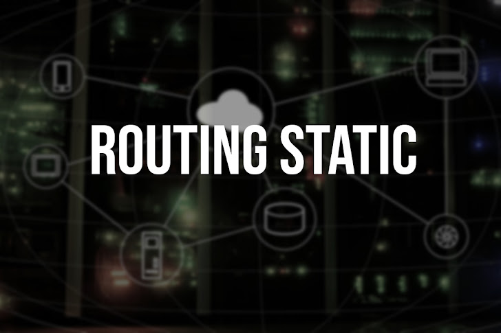 Konfigurasi Routing Static 3 Router di Cisco Packet Tracer