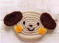 Amigurumi Perrito a Crochet