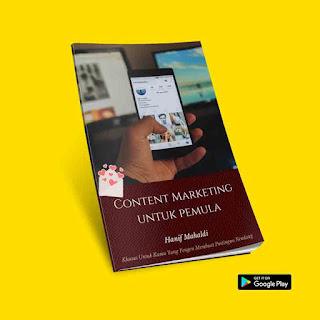 Content Marketing Untuk Pemula