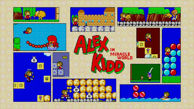 ... do Alex Kidd