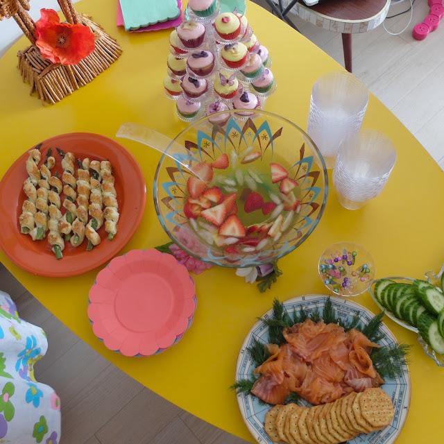 a festive spring feast for beltane