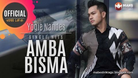 Yogie Nandes - Amba Bisma