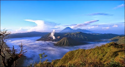 objek wisata Gunung Bromo di Malang