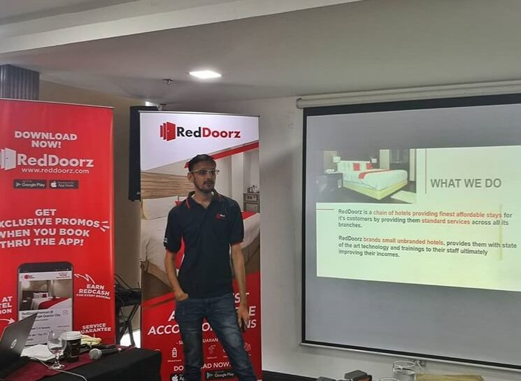 RedDoorz Partners with Local Entrepreneurs to Expand in PH